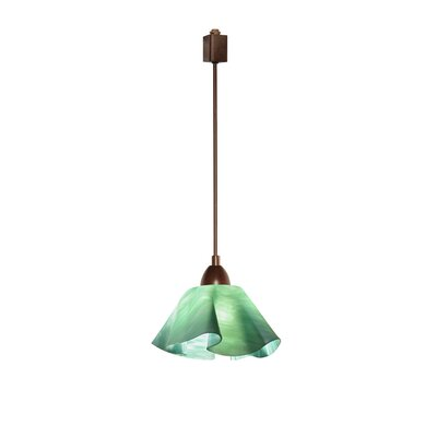 Radiance� Lily 1-Light Bowl Pendant