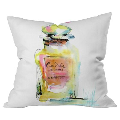 Marta Spendowska Perfume 1 Outdoor Throw Pillow