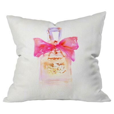 Marta Spendowska Perfume Series Couture Outdoor Throw Pillow
