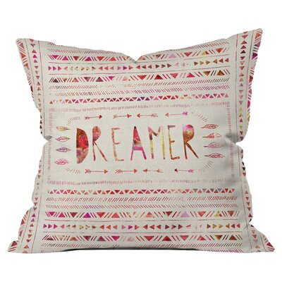 Bianca Dreamer Outdoor Throw Pillow