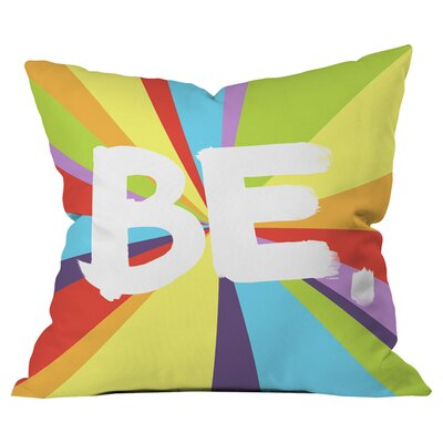 Kal Barteski Be Spectrum 1 Outdoor Throw Pillow