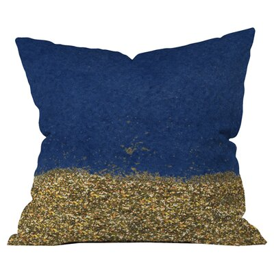 Social Proper Dipped Outdoor Throw Pillow