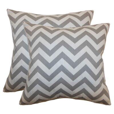 Elliott Cotton Throw Pillow (Set of 2)