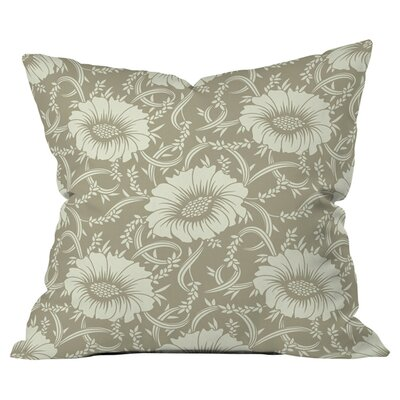 Sabine Reinhart Floral Dream Outdoor Throw Pillow
