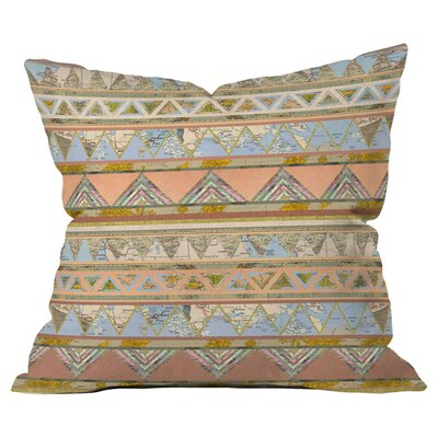 Bianca Lost 1 Throw Pillow Size: 18 H x 18 W x 5 D