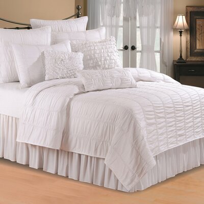 Catherine Bedding Set Type: Twin Quilt