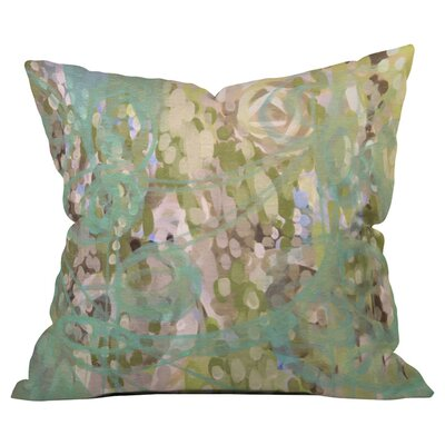 Kristen Outdoor Throw Pillow Size: 18 H x 18 W x 6 D