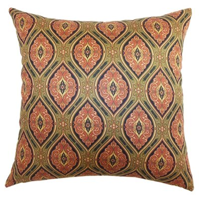Parvati Cotton Throw Pillow