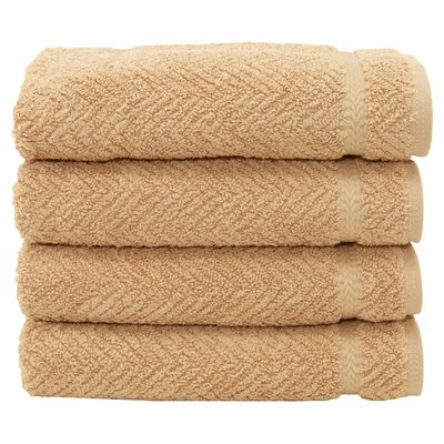 Gloria Hand Towel in Warm Sand
