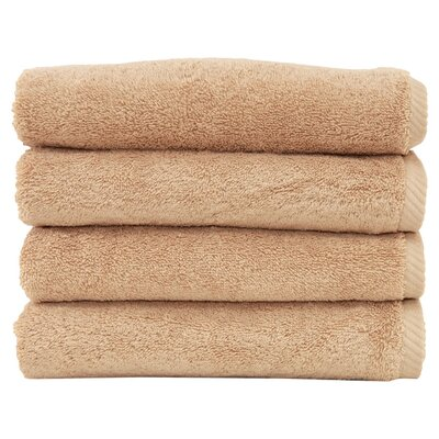 Sofia Hand Towel in Warm Sand