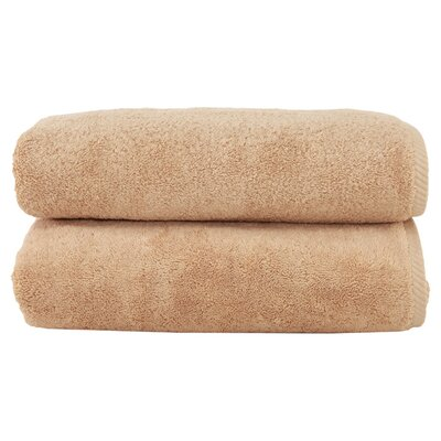Sofia Bath Towel in Warm Sand