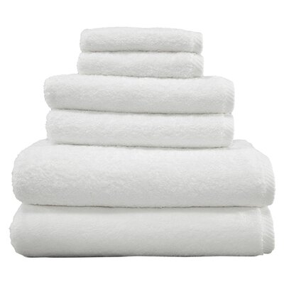 6-Piece Scarlett Towel Set