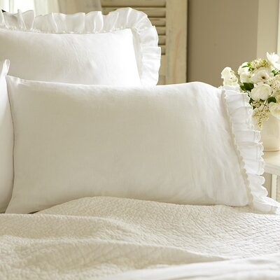 Verandah Linen Pillowcase