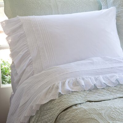 Penelope Pillowcase Size: King