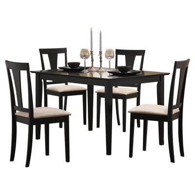 Ellington 5 Piece Dining Set