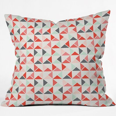 Jango Throw Pillow Size: 18 H x 18 W x 4 D