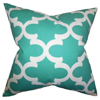 Webley Cotton Throw Pillow