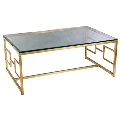 Geometrics Coffee Table