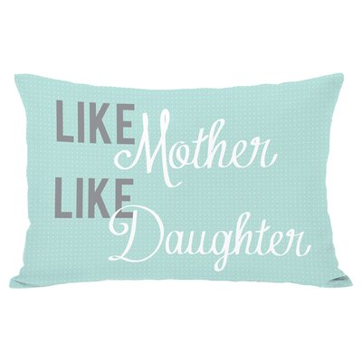 Like Mother Throw Pillow
