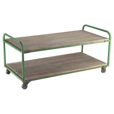 Sacramento Coffee Table in Green