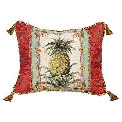 Lydia Wool Lumbar Pillow