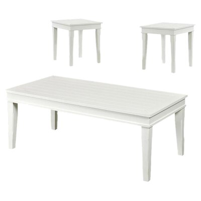 Winchester 3 Piece Coffee Table Set