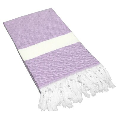 Chloe Fouta Towel in Lilac