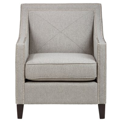 Luca Lounge Chair in Ash