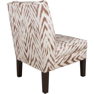 Wingback Chair Upholstery: Amir Harissa