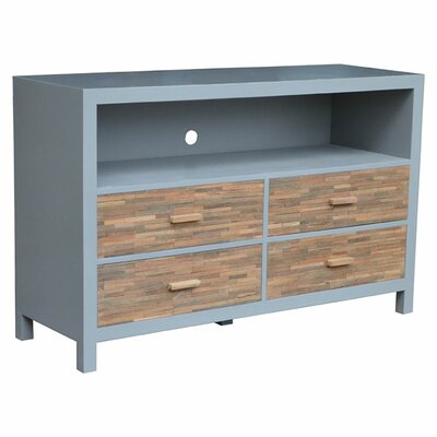 Munro 4 Drawer Double Chest