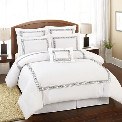 Johnson 7 Piece King Comforter Set