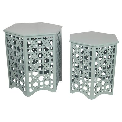 2 Piece Noemi End Table Set
