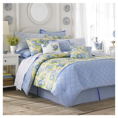 Laura Ashley Salisbury Comforter Set by Laura Ashley Home Size: King