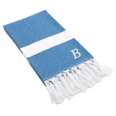 Personalized Chloe Fouta Towel