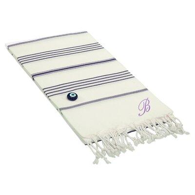 Personalized Mallory Fouta Towel