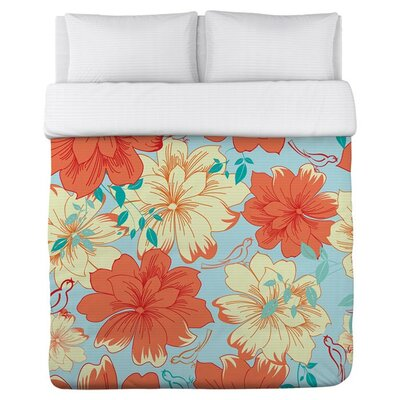 Dorena Duvet Cover Size: Full/Queen