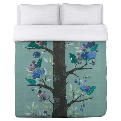 Desiree Duvet Cover Size: Full/Queen