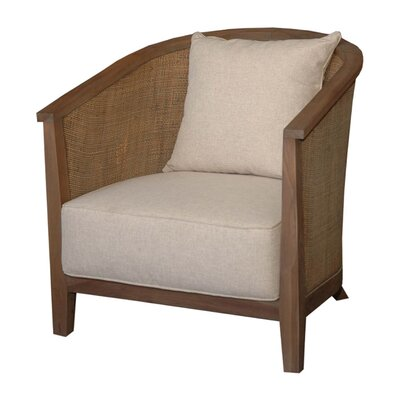 Leni Teak Arm Chair