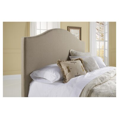 Albia Upholstered Panel Bed Size: King