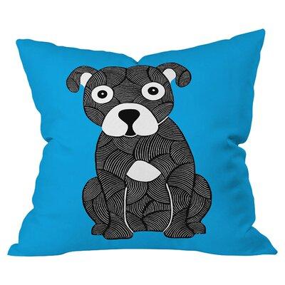 Boscoe Outdoor Throw Pillow Size: 26 H x 26 W x 4 D