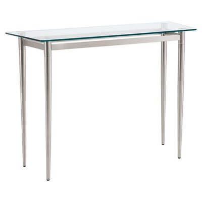 Ravenna Series Console Table Finish: Cherry
