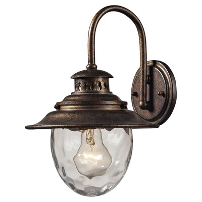 Ackerman Wall Sconce in Regal Bronze