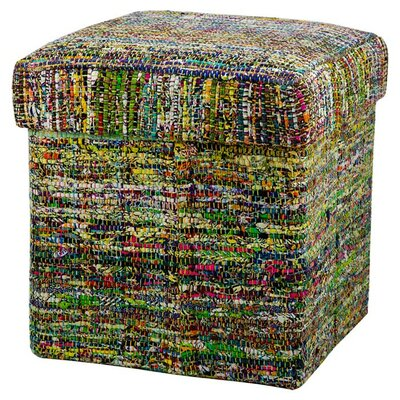 Powder Hill Storage Ottoman