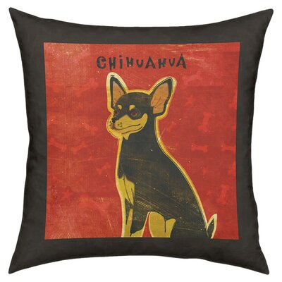 Chihuahua Throw Pillow