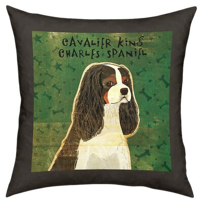 Cavalier King Throw Pillow