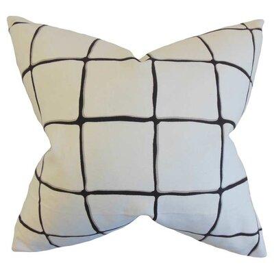 Neely Cotton Throw Pillow