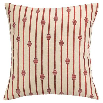 Sari Linen Throw Pillow