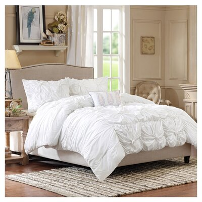 Ava 4 Piece Duvet Set