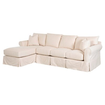 Pippen 112 Left-Facing Sectional