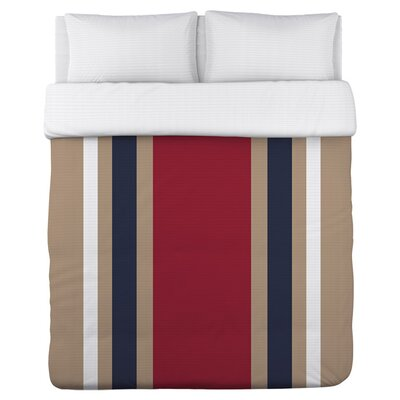 Vance Duvet Cover Size: King